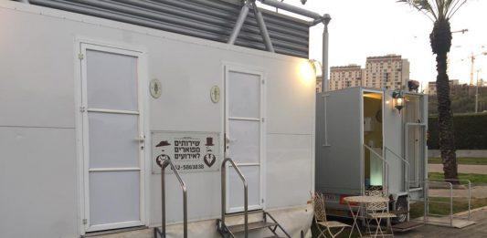 שירותים ניידים לאירועים לכל אירוע בכל מקום בסטנדרטים הגבוהים ביותר